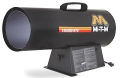 Mi-T-M Portable Heater Propane Forced Air