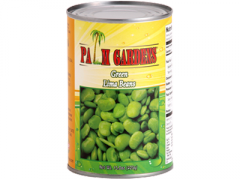Green Lima Beans