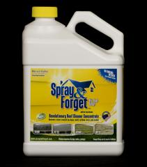 1 Gallon Jug Spray & Forget Concentrated