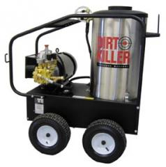 Hot Electric Powered Diesel Fueled Portable