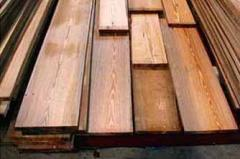 Sinker Heart Pine & Cypress Timber