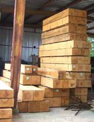 Southern Yellow Pine Timbers & Beams