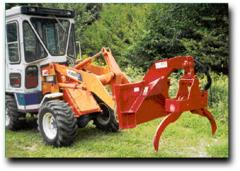 Grapples for Wheel Loaders