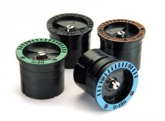 U-Series Spray Nozzles Use 30% Less Water*