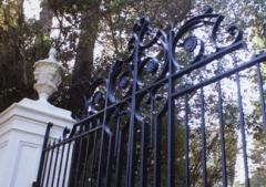 Ornamental Gates