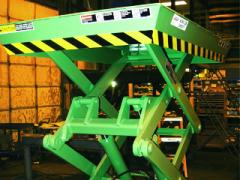 DP Scissor Lifts – Double Pantograph Scissors Lift