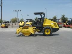 Used Compactor - Pad Foot Compactor