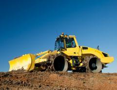 BC 462 EB. BOMAG Soil Compactor