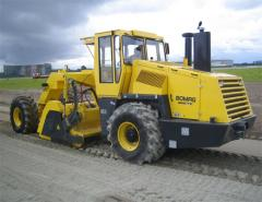 MPH 122-2. BOMAG Stabilizer/Recycler