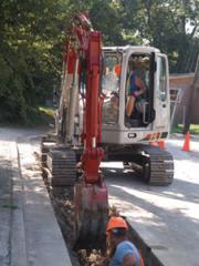 Spin-Ace® Series Excavators
