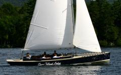 Canoe Island New Yacht