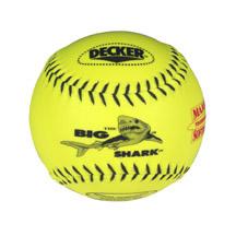 Decker Black Shark Balls
