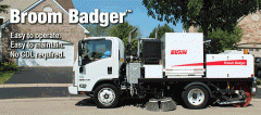 Elgin Broom Badger™ Sweeper