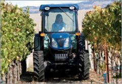 T4000F Narrow Tractors