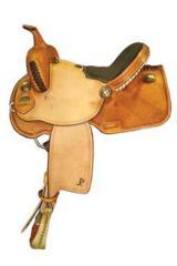 1/2 Basketweave Saddle