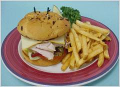 Turkey & Red Pepper Sandwich