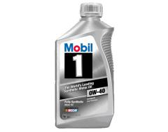 Mobile 1 Synthetic Oil, 1 Quart, Pack of 6