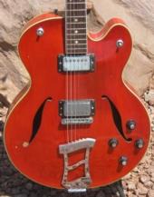 1968 Hagstrom D' Aquisto Jimmy Guitar