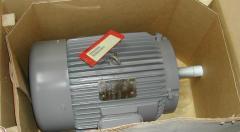 Toshiba 10 HP Electric Motor