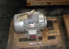 Reliance 15 HP Electric Motor