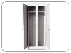 Model 87D - Double Door Locker
