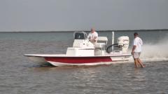 Shoalwater 21' Catamaran Fishing Boat