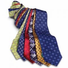 Custom Wet-dye Silk Tie (CWDST): 384194