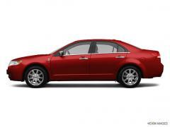 2012 Lincoln MKZ Car
