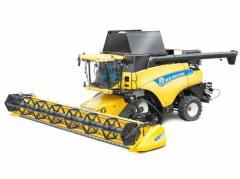 2012 New Holland Agriculture CR8080 (Class 8)
