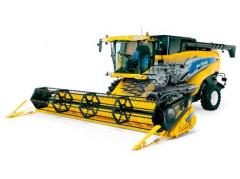 2012 New Holland Agriculture CX8080 Combines