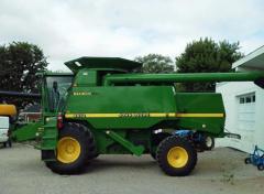 Harvesters - Combines 1998 John Deere 9510