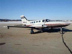 1978 Cessna 414A RAM