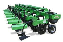 Cultivator, Model 888