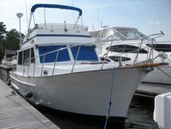 Taurus 2 Yacht