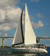Hunter 466 Yacht