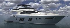 Lazzara LMY 64 Yacht