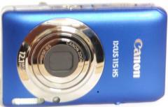 Canon 115HS Digital Camera  Adequate LCD screen -