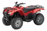 Honda FourTrax Rancher Quadrocycle