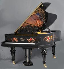 Jubilee Model of Blüthner Grand Piano