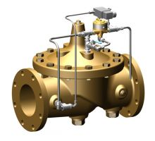 Hydraulic and Electric Deluge Valves