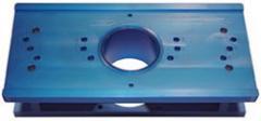 Aluminum Flow Testing Stand