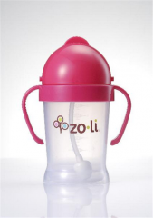 ZoLi Baby BOT BPA-free 6oz PP Straw Sippy Cup