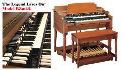 Hammond New B-3mk2 Organ