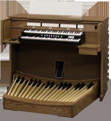 Allen Chapel CF-8 Organ