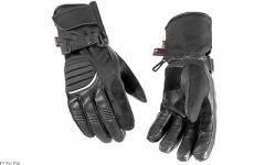 Mystic Leather Mesh Glove - Mens