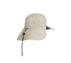 Microfiber Fishing Cap - Khaki