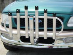 Rod Rack I - 6 pole holder
