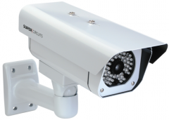Color High Res 560TVL Weatherproof 240 ft IR