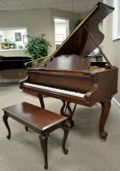 Steinway Model M - Louis XV Grand Piano