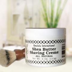 Shea Butter Shaving Crème